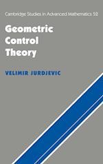 Geometric Control Theory af Velimir Jurdjevic
