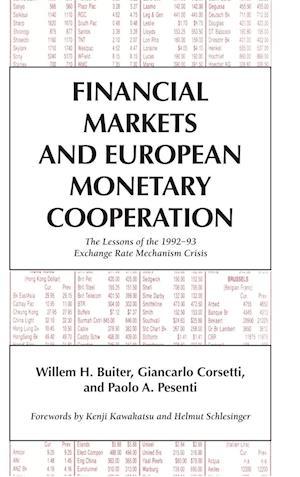 Financial Markets and European Monetary Cooperation
