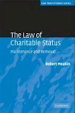 The Law of Charitable Status (Law Practitioner Series)