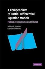 A Compendium of Partial Differential Equation Models af William E. Schiesser, Graham W. Griffiths