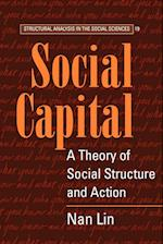 Social Capital (Structural Analysis in the Social Sciences, nr. 19)