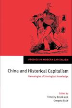 China and Historical Capitalism af Immanuel Wallerstein, Timothy Brook, Gregory Blue