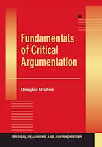 Fundamentals of Critical Argumentation af Douglas Walton