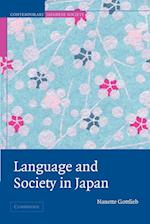 Language and Society in Japan af Nanette Gottlieb