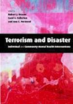 Terrorism and Disaster Paperback with CD-ROM