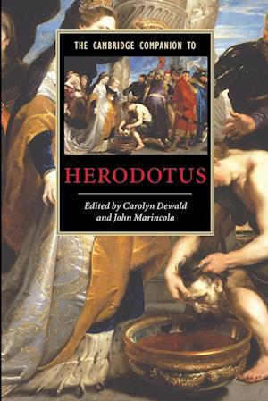 Bog, paperback The Cambridge Companion to Herodotus af John Wiens, John M Marincola, John Marincola