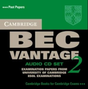 Cambridge BEC Vantage 2 Audio CD