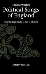 Thomas Wright's Political Songs of England af Thomas Wright, Peter R Coss