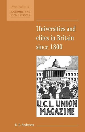 Universities and Elites in Britain since 1800