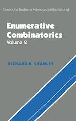 Enumerative Combinatorics: Volume 2 (CAMBRIDGE STUDIES IN ADVANCED MATHEMATICS, nr. 62)