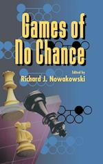 Games of No Chance (MATHEMATICAL SCIENCES RESEARCH INSTITUTE PUBLICATIONS, nr. 29)
