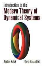 Introduction to the Modern Theory of Dynamical Systems (ENCYCLOPEDIA OF MATHEMATICS AND ITS APPLICATIONS, nr. 54)