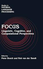 Focus (Studies in Natural Language Processing)
