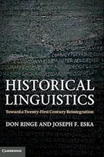Historical Linguistics af Don Ringe, Anthony Kroch, Donald A. Ringe