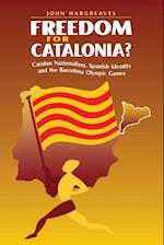 Freedom for Catalonia? af John Hargreaves