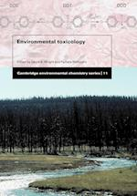 Environmental Toxicology (Cambridge Environmental Chemistry Series, nr. 11)