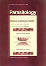 Genetics of Host and Parasite (Parasitology, nr. 112)