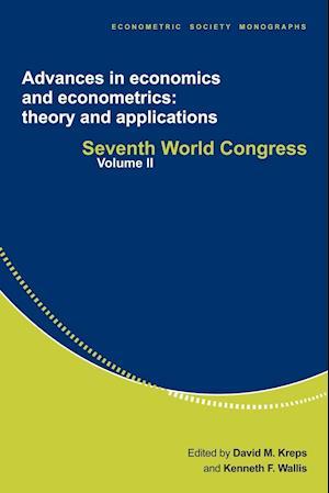 Advances in Economics and Econometrics: Theory and Applications