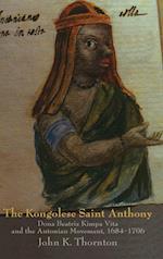 The Kongolese Saint Anthony af John Thornton