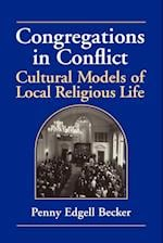 Congregations in Conflict af Penny Edgell Becker