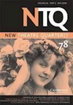 New Theatre Quarterly 78: Volume 20, Part 2 (New Theatre Quarterly, nr. 78)
