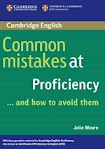Common Mistakes at Proficiency...and How to Avoid Them af Julie Moore