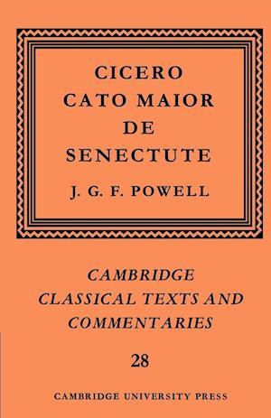 Cicero: Cato Maior de Senectute