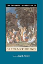 Camb Comp Greek Mythology