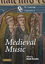 The Cambridge Companion to Medieval Music af Mark Everist