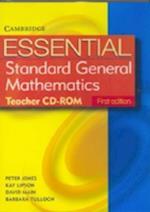 Essential Standard General Maths First Edition Teacher CD (Essential Mathematics)