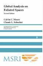 Global Analysis on Foliated Spaces (MATHEMATICAL SCIENCES RESEARCH INSTITUTE PUBLICATIONS, nr. 9)
