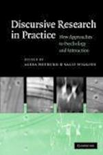 Discursive Research in Practice af Sally Wiggins, Alexa Hepburn