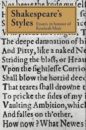 Shakespeare's Styles