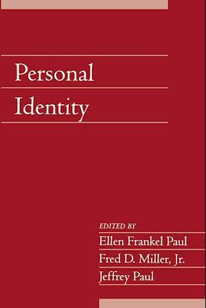 Personal Identity: Volume 22, Part 2