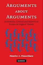 Arguments about Arguments af Maurice A. Finocchiaro