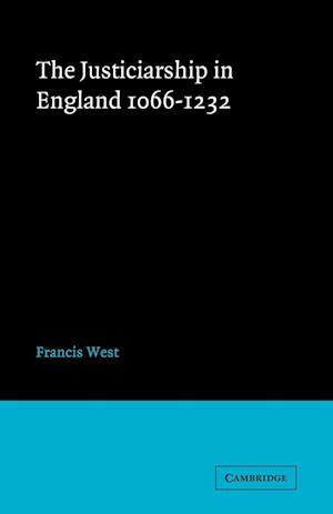 Justiceship England 1066-1232