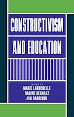 Constructivism and Education af Jim Garrison, Nadine Bednarz, Marie Larochelle