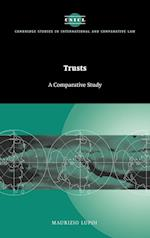 Trusts (Cambridge Studies in International And Comparative Law, nr. 12)