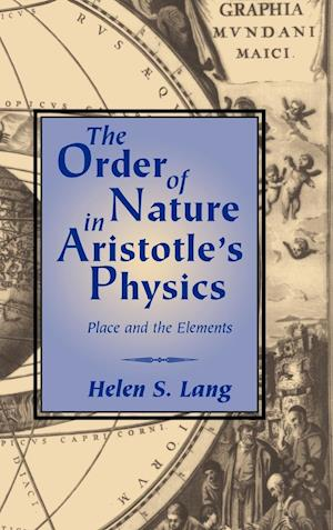 The Order of Nature in Aristotle's Physics