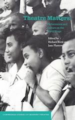 Theatre Matters af Wole Soyinka, Jane Plastow, David Bradby