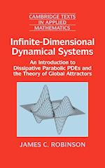 Infinite-Dimensional Dynamical Systems (Cambridge Texts in Applied Mathematics, nr. 28)