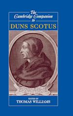 The Cambridge Companion to Duns Scotus af Thomas Williams