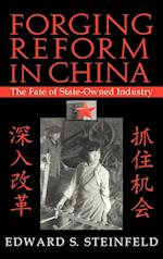 Forging Reform in China af William Kirby, Edward S Steinfeld