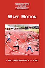Wave Motion (Cambridge Texts in Applied Mathematics, nr. 24)