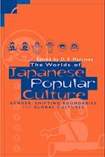 The Worlds of Japanese Popular Culture af Yoshio Sugimoto, Harumi Befu, Michio Muramatsu