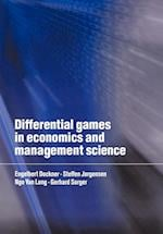 Differential Games in Economics and Management Science af Ngo Van Long, Steffen Jorgensen, Gerhard Sorger