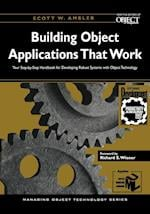 Building Object Applications that Work (SIGS: Managing Object Technology, nr. 9)
