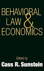 Behavioral Law and Economics (Cambridge Series on Judgment and Decision Making)