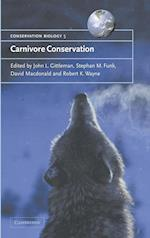 Carnivore Conservation af David Macdonald, Stephan M Funk, John L Gittleman