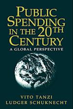 Public Spending in the 20th Century af Vito Tanzi, Ludger Schuknecht